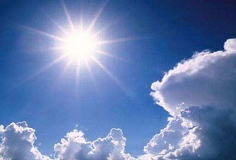 Feriado de Finados promete ser de sol, com temperaturas elevadas durante a tarde