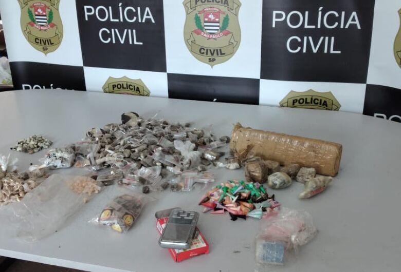 DISE realiza apreensão de drogas no Planalto Verde
