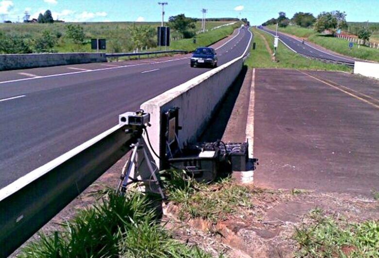 Estado vai divulgar na internet localização de todos os radares de estradas de SP