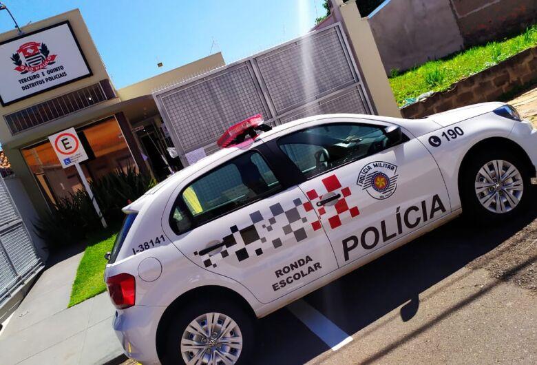 Dupla é detida no Jardim das Torres com carro furtado