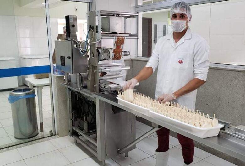 Aumenta consumo de sorvetes, mas pandemia freia investimentos de empresa
