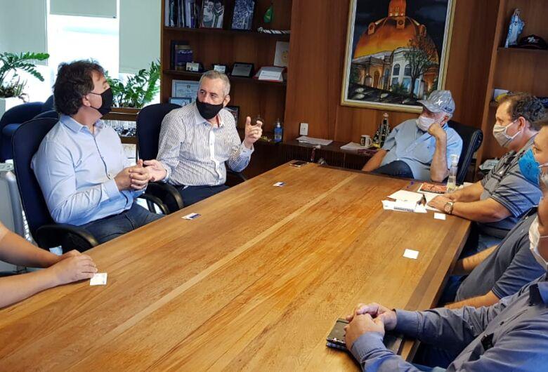Prefeitura e Arteris se reúnem para discutir obras na SP-318