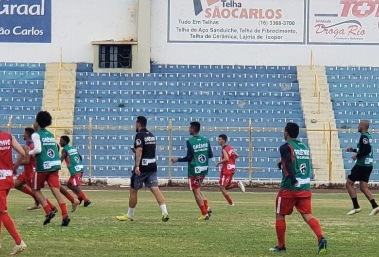 Líderes, Grêmio e Francana duelam no Luisão
