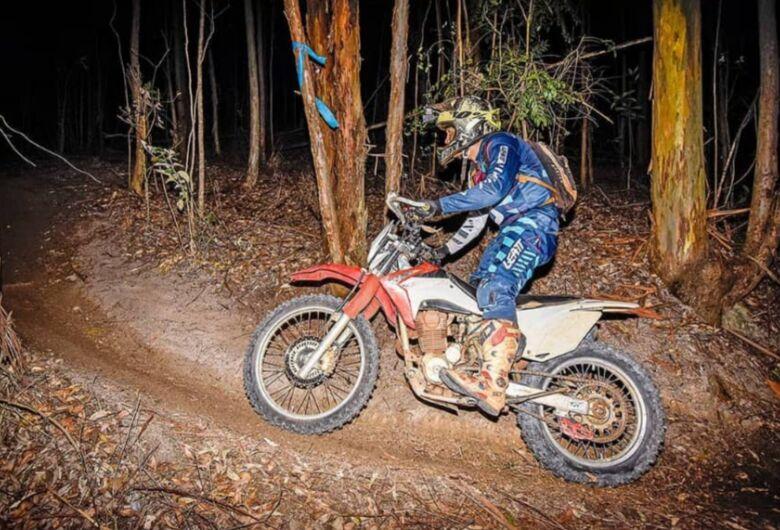 São-carlense mostra resistência e vence prova de Enduro de Motos em Morungaba