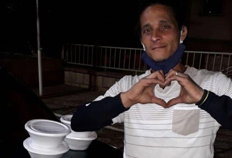 Desesperada, mãe procura informação de filho que teria desaparecido em São Carlos
