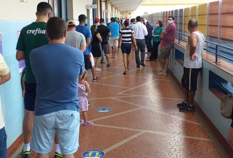 Quase 56 mil eleitores deixaram de votar em São Carlos