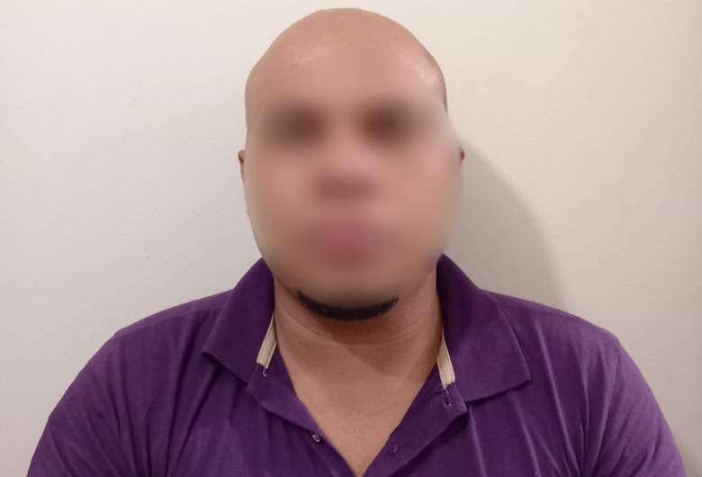Suspeito de participar de assaltos é preso após ação da PM e da PC