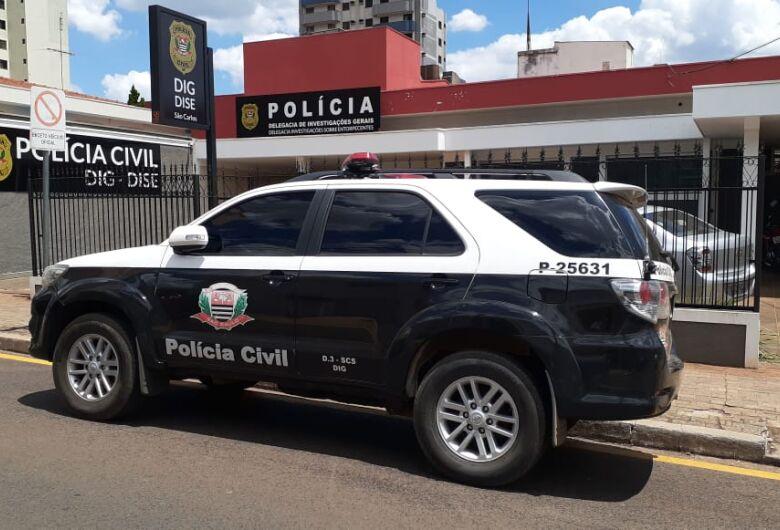 Polícia Civil prende procurados pela Justiça por estupro e tráfico de drogas em São Carlos