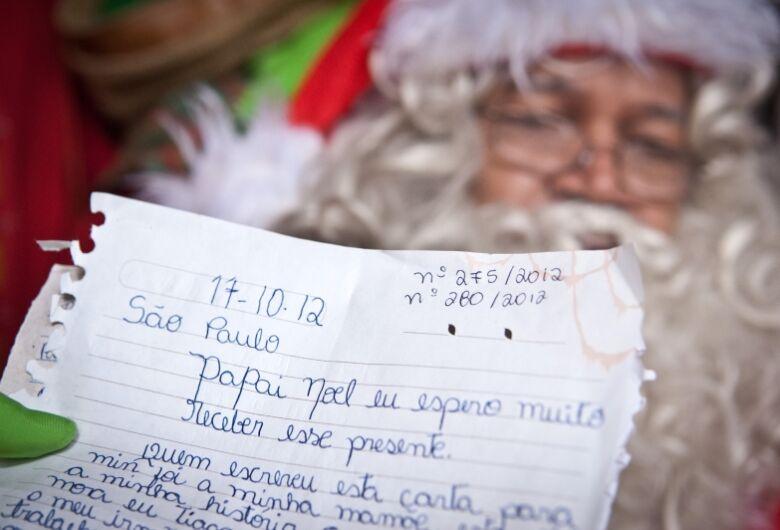 Campanha Papai Noel dos Correios 2020 será online por causa da pandemia