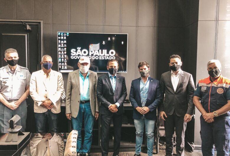 Doria promete liberar R$ 10 milhões para obras emergenciais em São Carlos