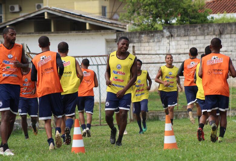 """Para Matonense, Grêmio São-carlense é um """"divisor de águas"""""""