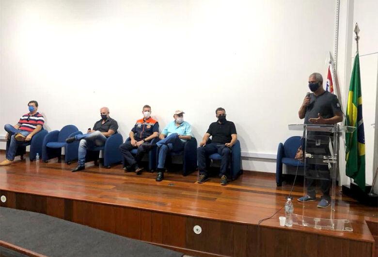 Lucão Fernandes destaca que São Carlos precisa da ajuda dos governos Estadual e Federal