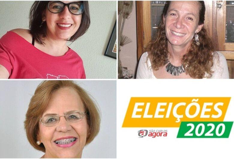 São Carlos terá três mulheres na Câmara de Vereadores