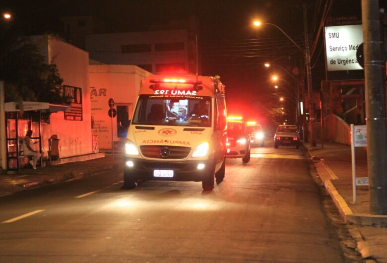 Jovem morre após colisão de moto contra poste na Capitão Luis Brandão