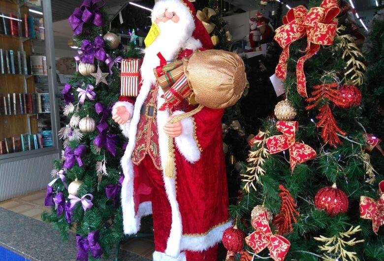 Natal: Comércio de São Carlos e Ibaté abrirá das 10h às 20h a partir de 1º. de dezembro