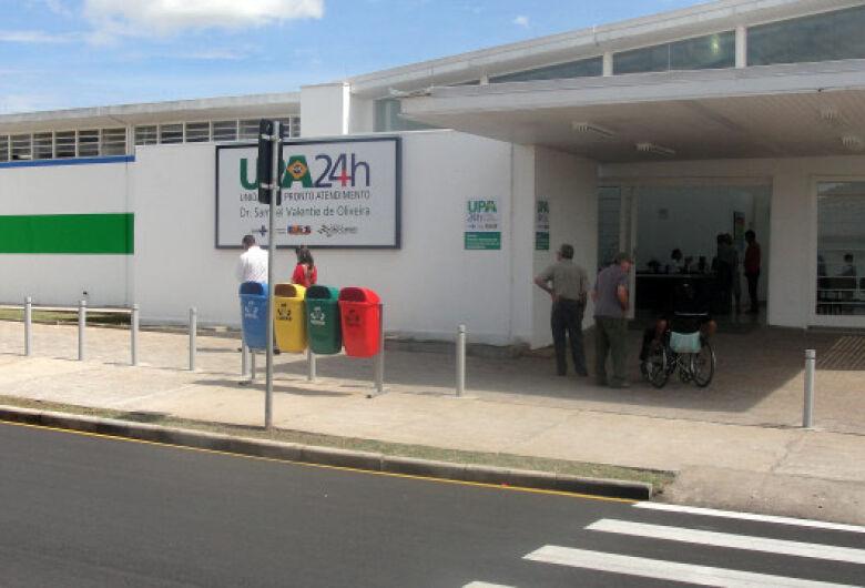 Atendimento na UPA da Vila Prado é interrompido após alagamento
