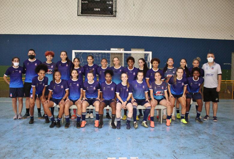 São Carlos pega Pirajuí na estreia na Liga Nacional de Futsal Feminino