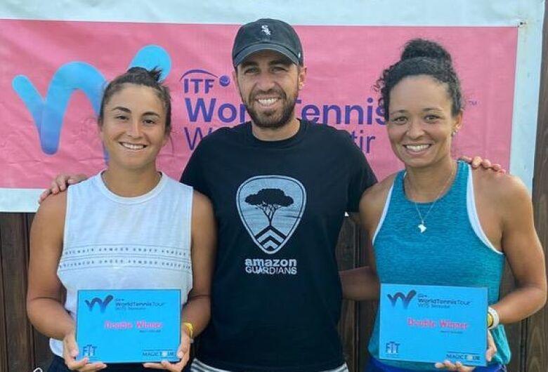 Atletas de tênis do Country Club faturam títulos na África