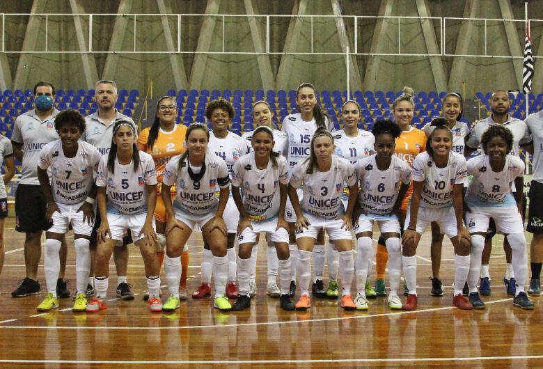 São Carlos se classifica para as quartas de final da Liga Nacional