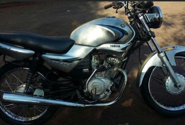 Moto é furtada no Botafogo e proprietário pede ajuda para localizá-la