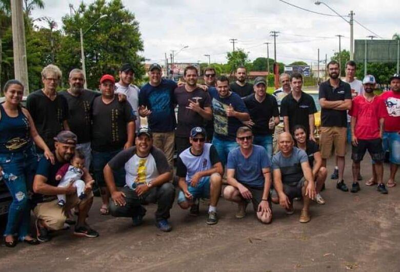 Opaleiros de São Carlos se unem e realizam ação social em prol do Abrigo de Idosos Helena Dornfeld