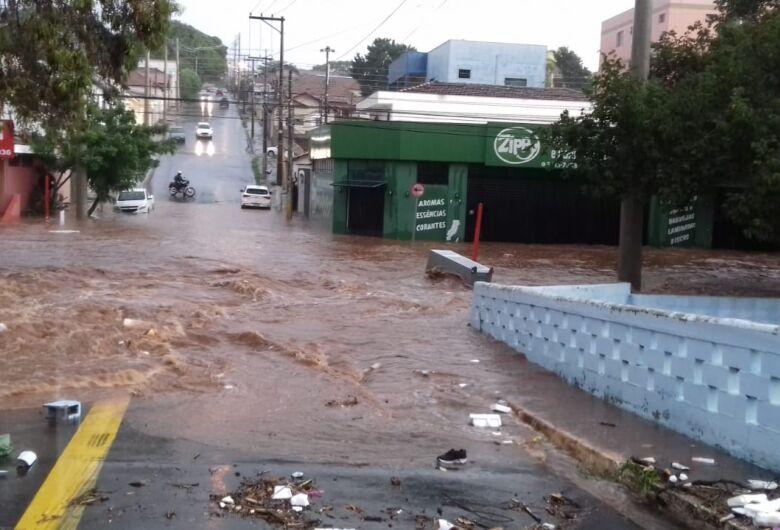 Nota da AEASC quanto aos alagamentos e enchentes na cidade de São Carlos/SP