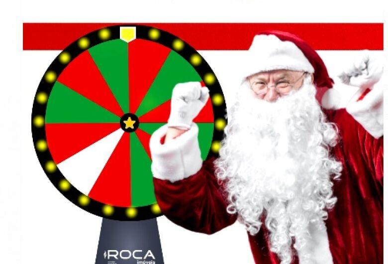 Roca Imóveis lança campanhas incríveis de Natal