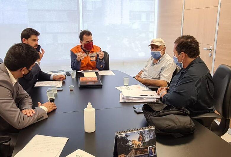 Airton vai a Brasília em busca de recursos para combate a enchentes