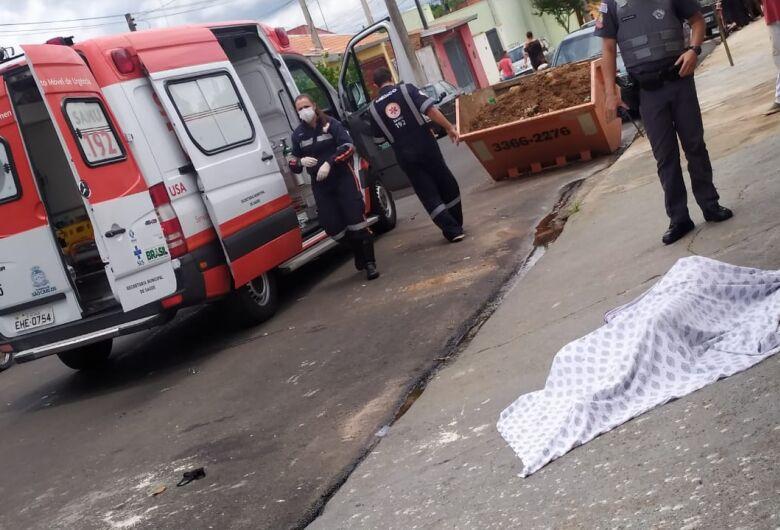 Jovem é morto a tiros e outro é baleado no Centenário em São Carlos