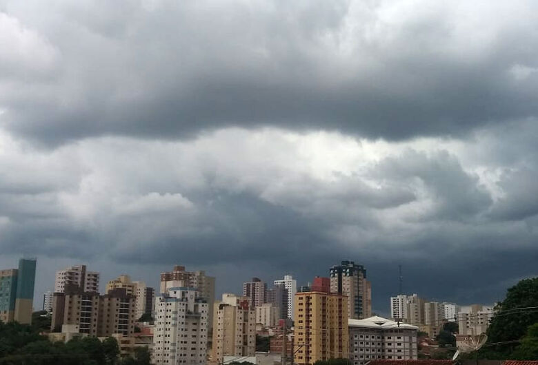 IPMET prevê chuva e queda de temperatura neste final de semana