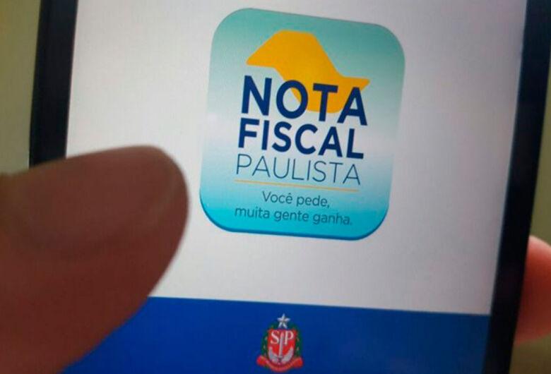 Consumidores já podem consultar bilhetes para o sorteio da Nota Fiscal Paulista