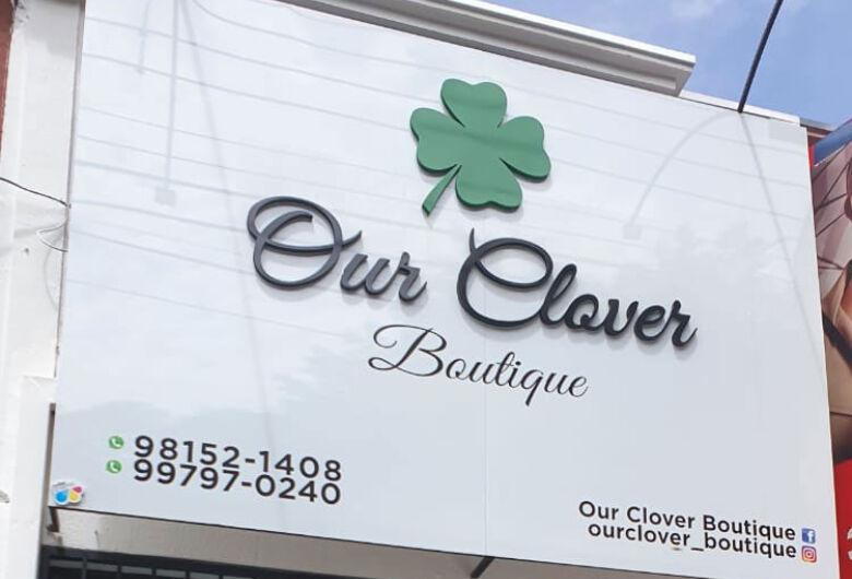 Moda feminina é na Our Clover Boutique