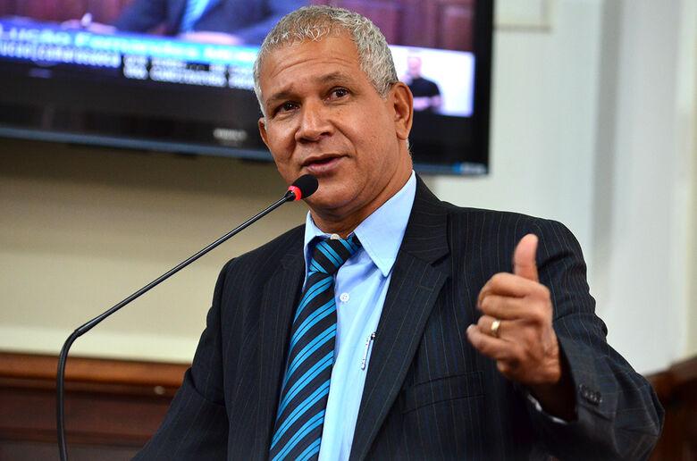 Presidente da Câmara Municipal, Lucão Fernandes - Crédito: divulgação