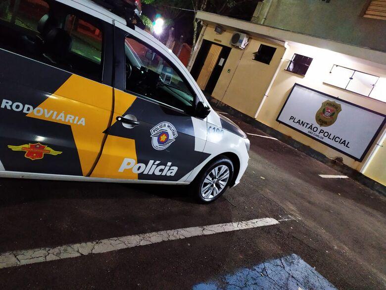 Adolescente é flagrado com drogas em veículo na Washington Luiz - Crédito: arquivo SCA