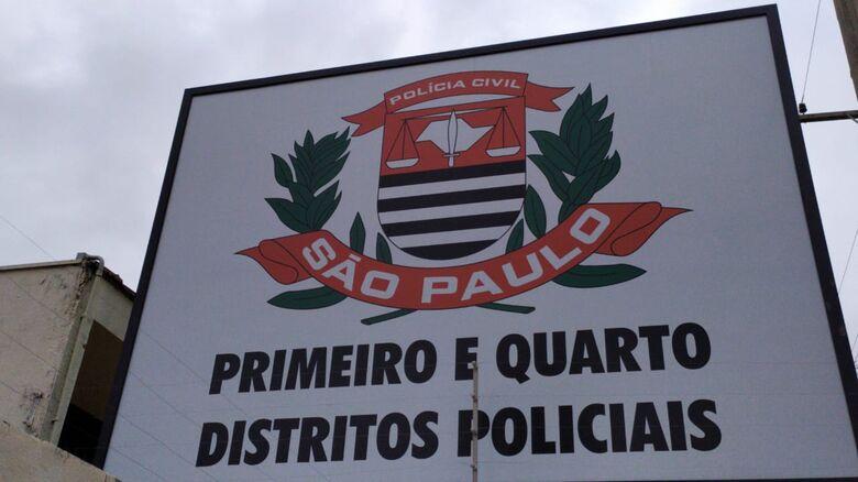 Crime foi registrado no 1º e 4º DPs. - Crédito: Arquivo/São Carlos Agora
