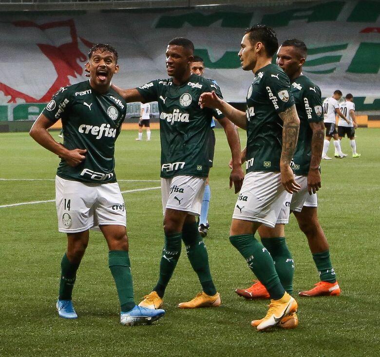 Cesar Greco/Palmeiras -