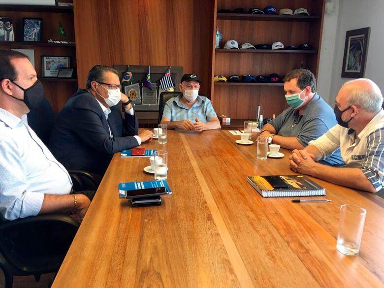 Secretaria de Segurança pública de São Carlos é referência para Pirassununga -