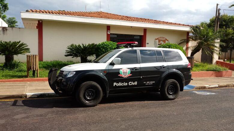 Posto de combustíveis é assaltado na Washington Luis, em Ibaté - Crédito: Divulgação