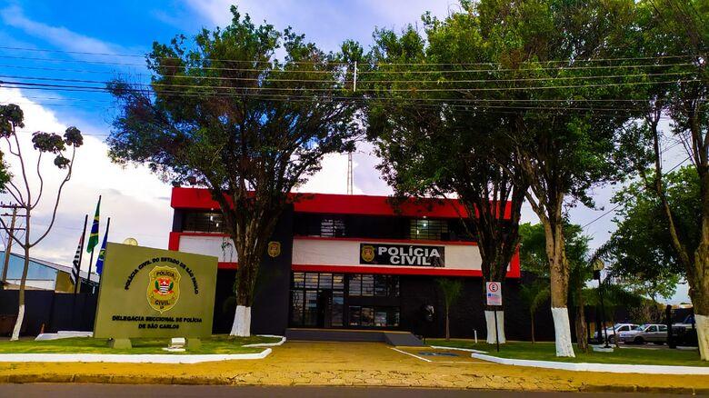 Caso de agressão e ameaças foi registrado no plantão - Crédito: Arquivo/São Carlos Agora