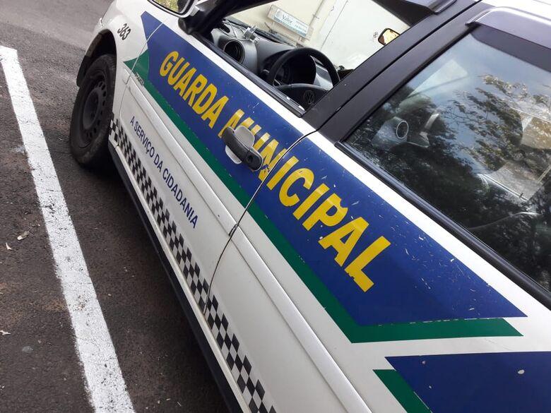 Em atitude suspeita, fugitivo é capturado pela GM no Centro - Crédito: Arquivo/São Carlos Agora