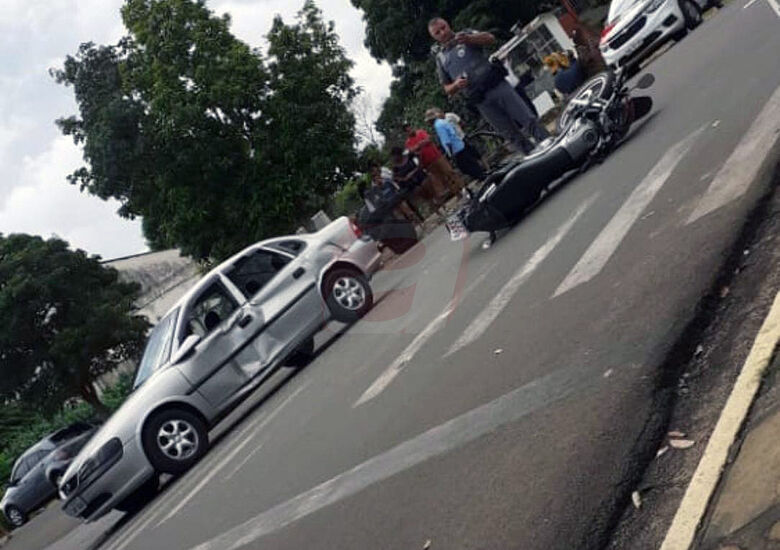 Cruzamento onde aconteceu o acidente fatal - Crédito: Colaborador SCA