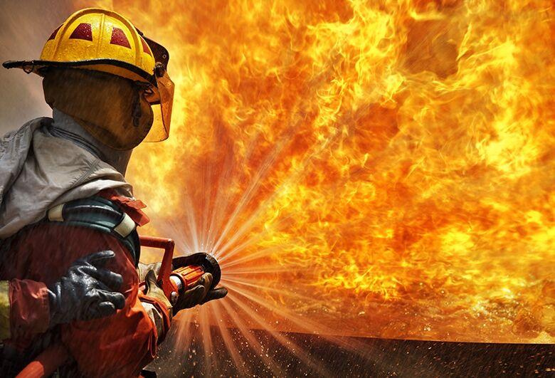 Curso de bombeiro civil - Crédito: divulgação