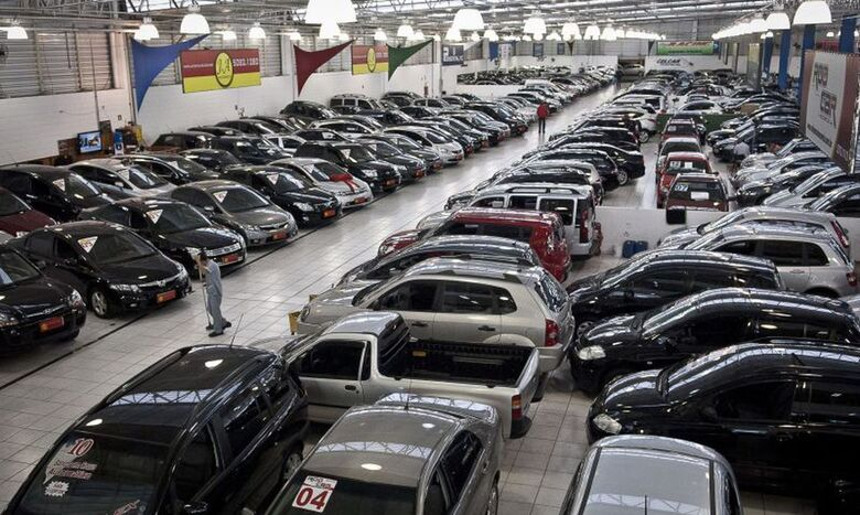 Alta do ICMS compromete venda de veículos usados em SP, diz Fenabrave - Crédito: Agência Brasil