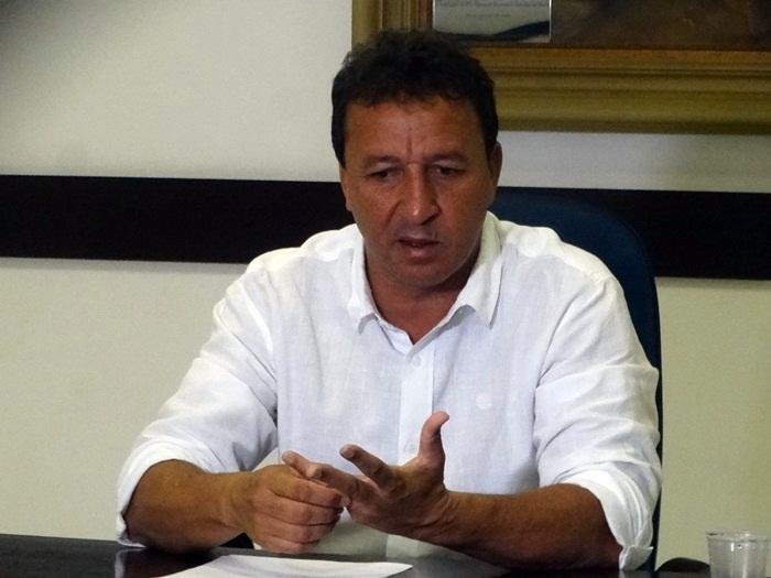 Edson Ferraz, vice prefeito de Sâo Carlos - Crédito: arquivo