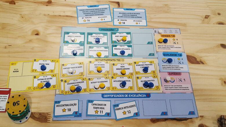 Com uma temática inédita no Brasil, o game pode ser jogado em cerca de quatro horas - Crédito: Divulgação