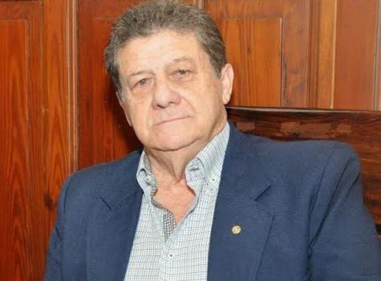 Juquita foi dono da Rádio Intersom FM - Crédito: divulgação