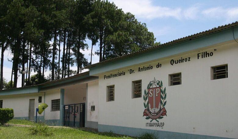 Penitenciaria Dr. Antonio de Queiroz Filho em Itirapina - Crédito: divulgação