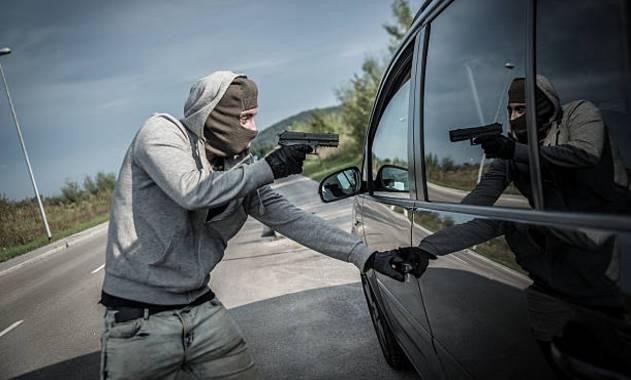 Somados, furtos e roubos de veículos apresentaram queda - Crédito: divulgação
