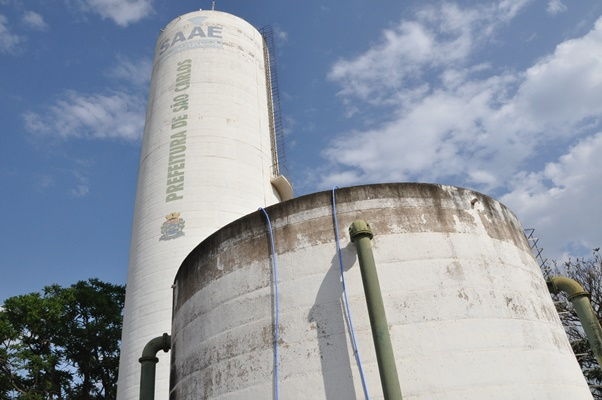 SAAE comunica que poderá faltar água em alguns bairros na manhã deste domingo -