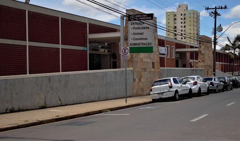 Santa Casa de São Carlos - Crédito: divulgação